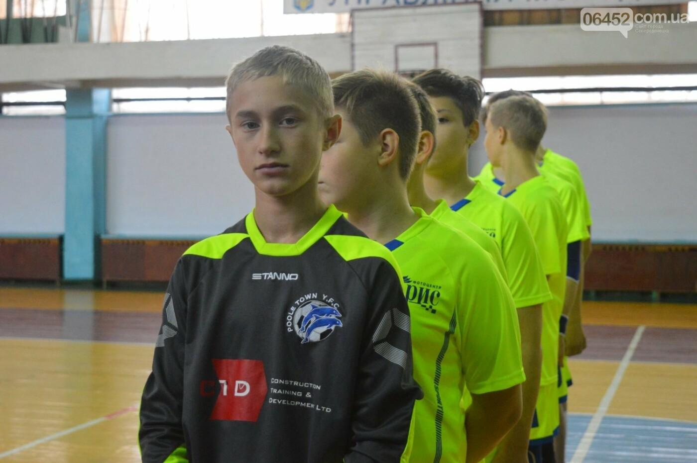 В Сєвєродонецьку відбулась обласна першість з ганболу, фото-5