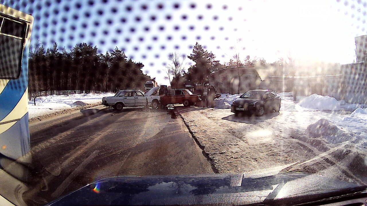 В районе автовокзала Северодонецка произошло ДТП, фото-2