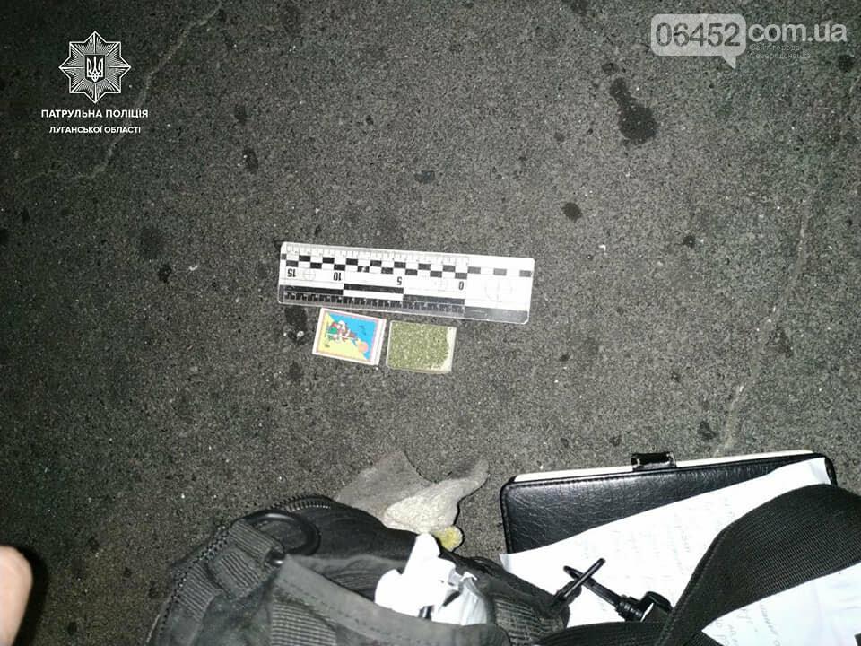 В Северодонецке патрульные обнаружили нетрезвого водителя, фото-2