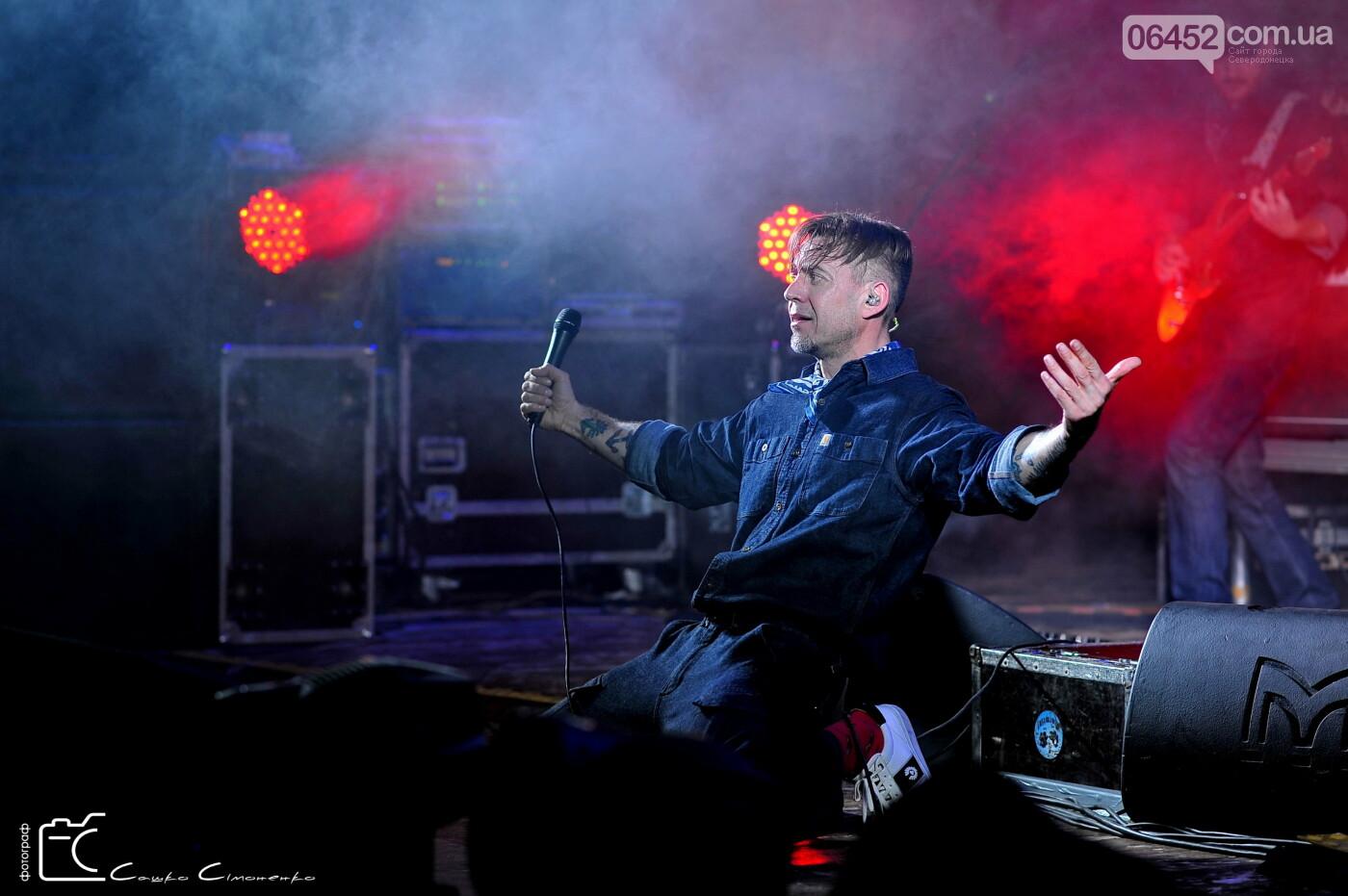 Легендарный  «Ляпис 98» дал концерт в Северодонецке, фото-5