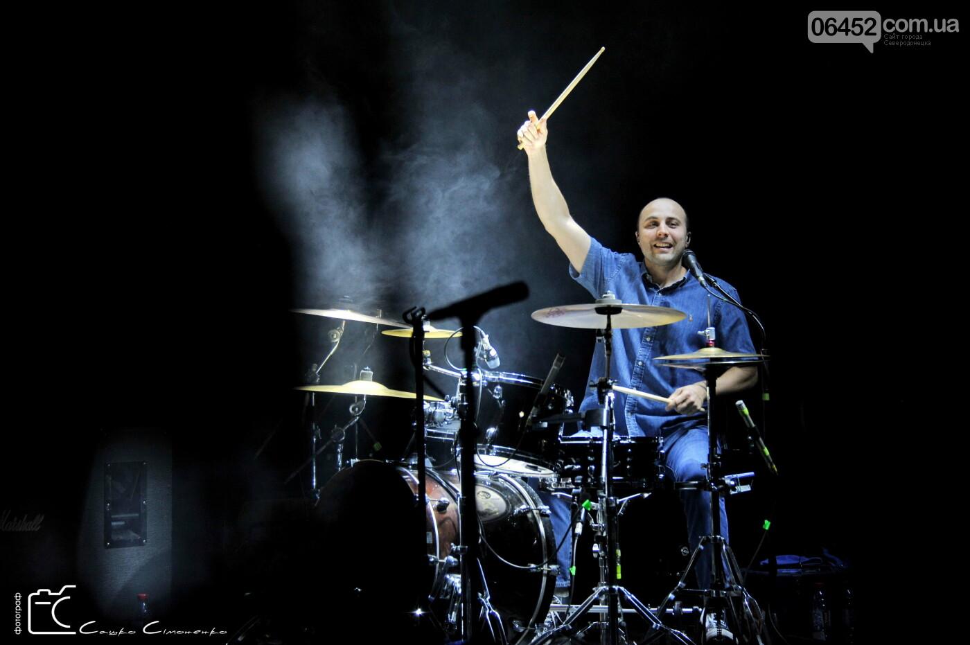 Легендарный  «Ляпис 98» дал концерт в Северодонецке, фото-10