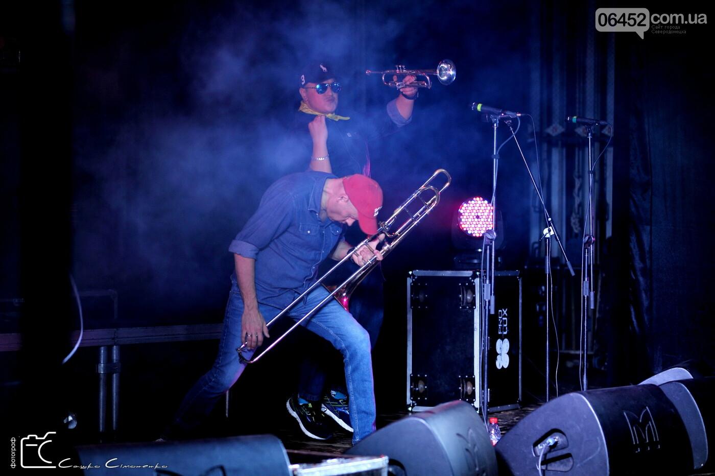 Легендарный  «Ляпис 98» дал концерт в Северодонецке, фото-11
