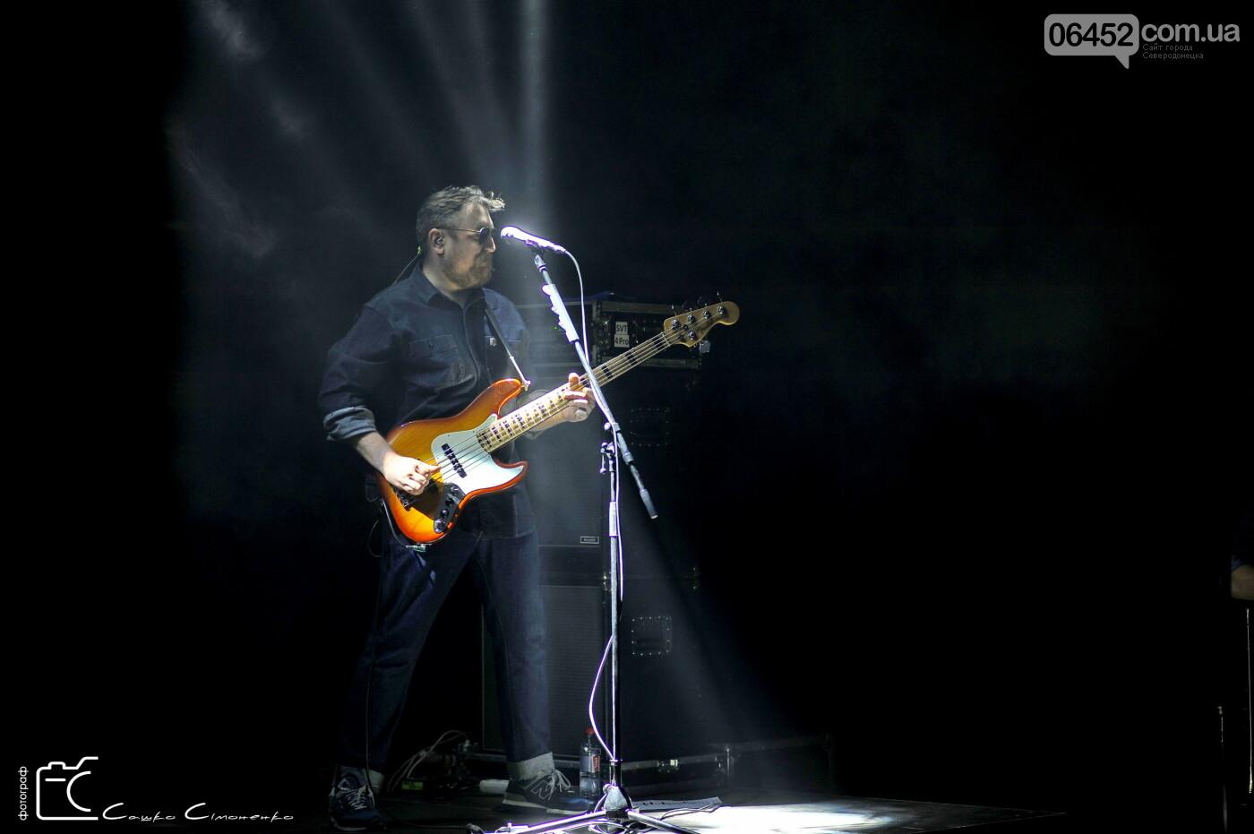 Легендарный  «Ляпис 98» дал концерт в Северодонецке, фото-12