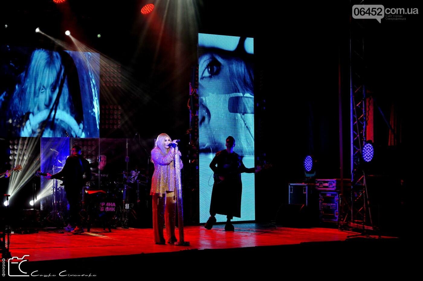 Юбилейный тур Ирины Билык начался вчера в Северодонецке, фото-3