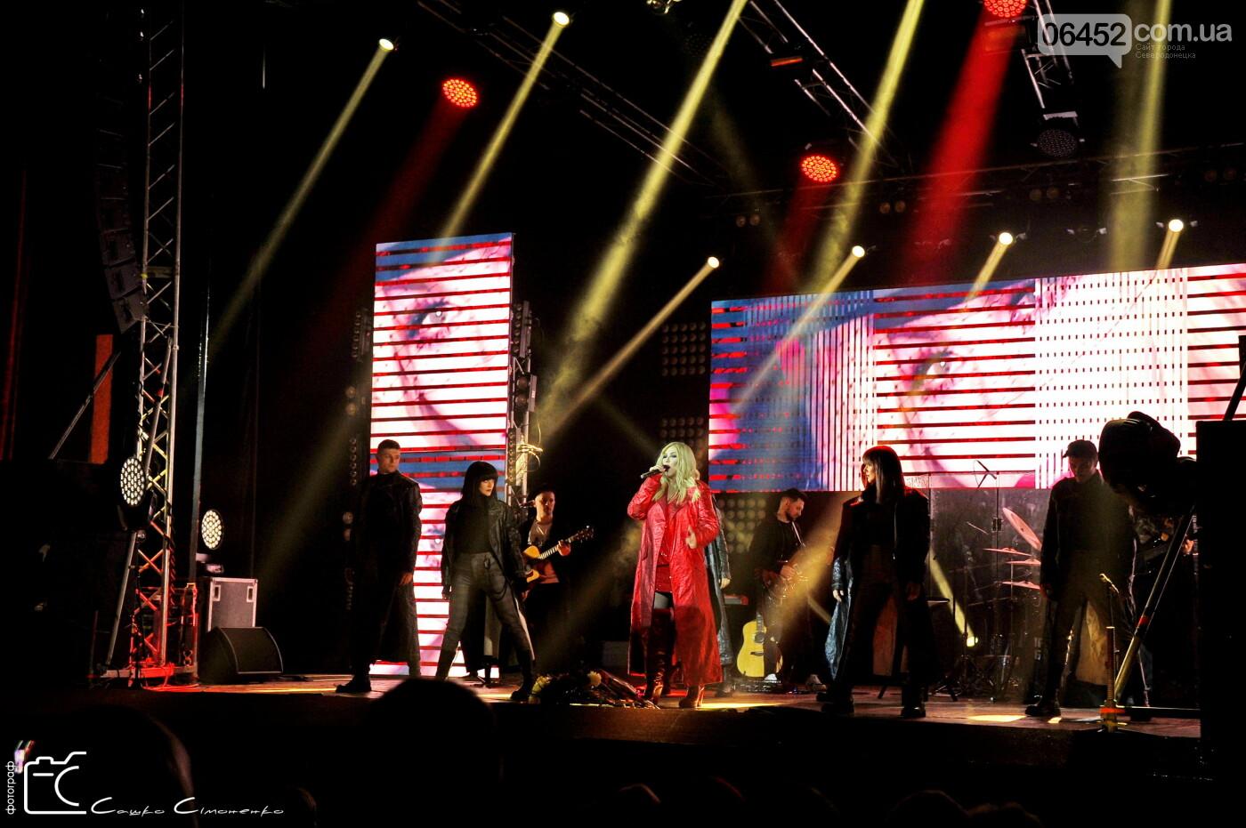 Юбилейный тур Ирины Билык начался вчера в Северодонецке, фото-4