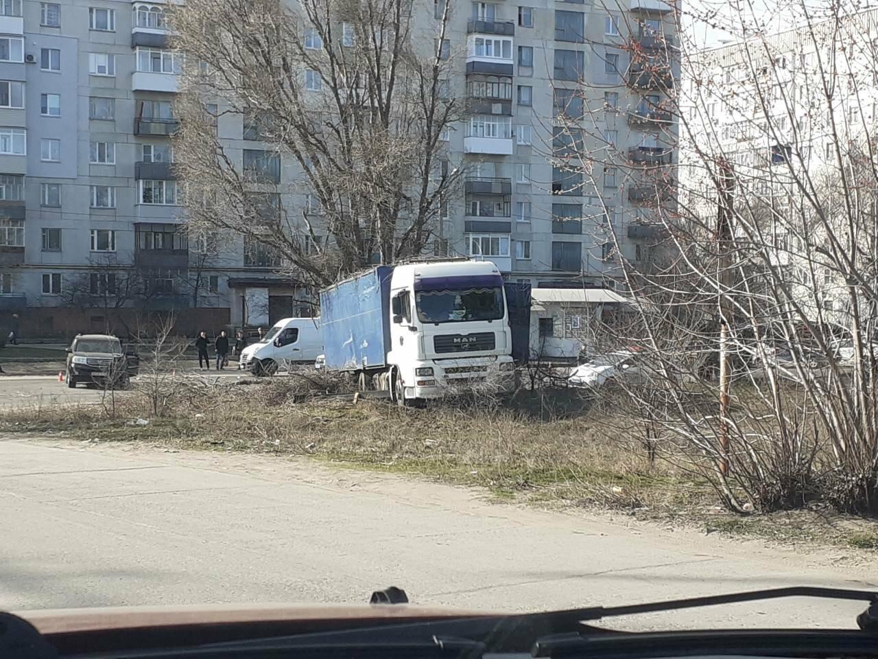 В Северодонецке произошло ДТП (видео), фото-1