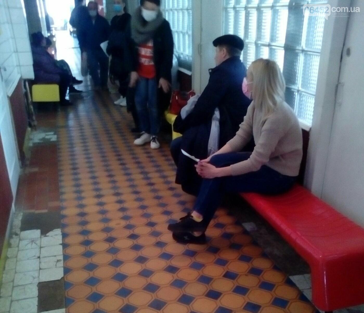 Медицинские учреждения Северодонецка и Лисичанска работают в штатном режиме, фото-17