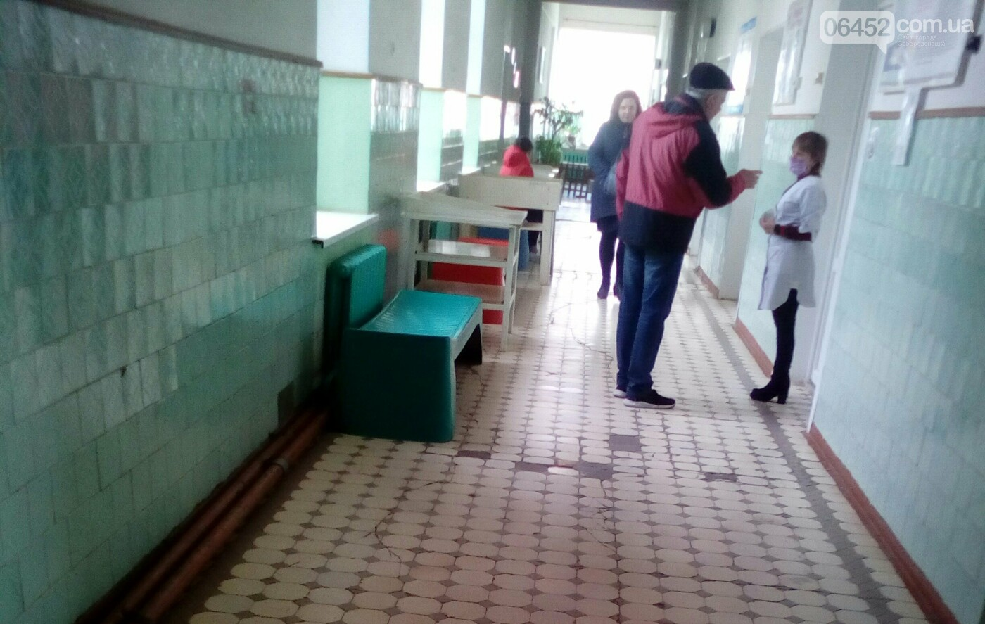 Медицинские учреждения Северодонецка и Лисичанска работают в штатном режиме, фото-18