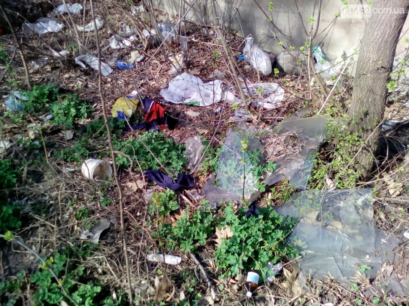 Вопрос вывоза мусора в Северодонецке до сих пор остается актуальным, фото-5
