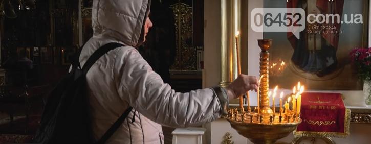 Северодонецкий храм не приостанавливает служения из-за карантина , фото-6