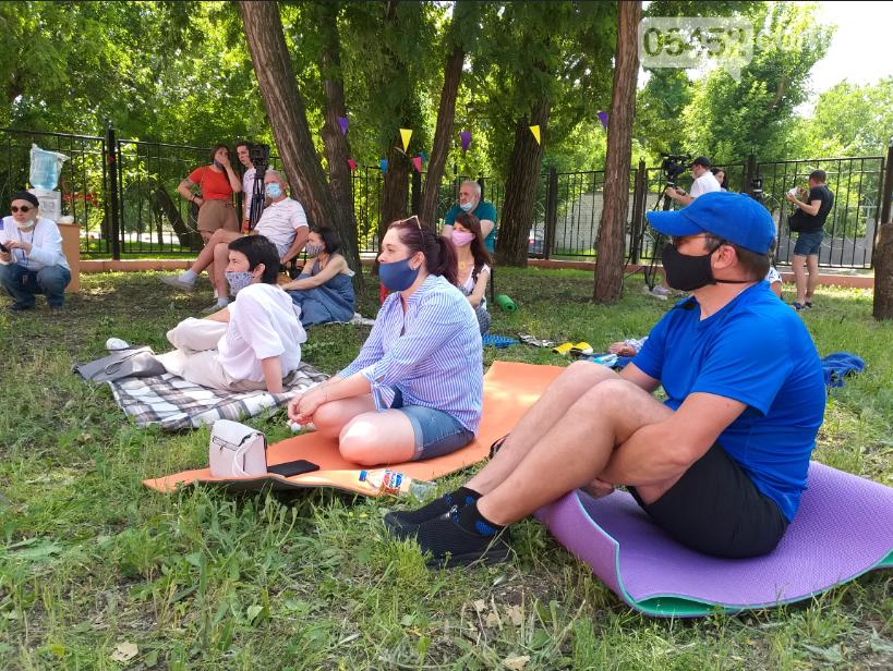 В Северодонецке состоялся пикник в театре, фото-4