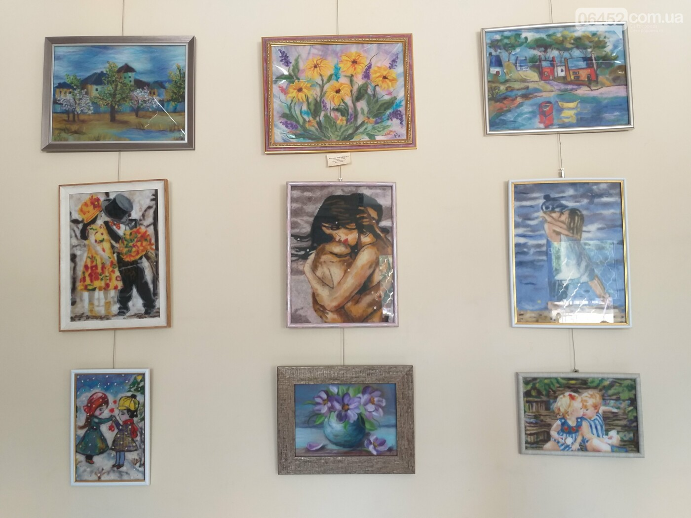 Прикоснись к прекрасному: Галерея искусств в Северодонецке презентует новые выставки, фото-4