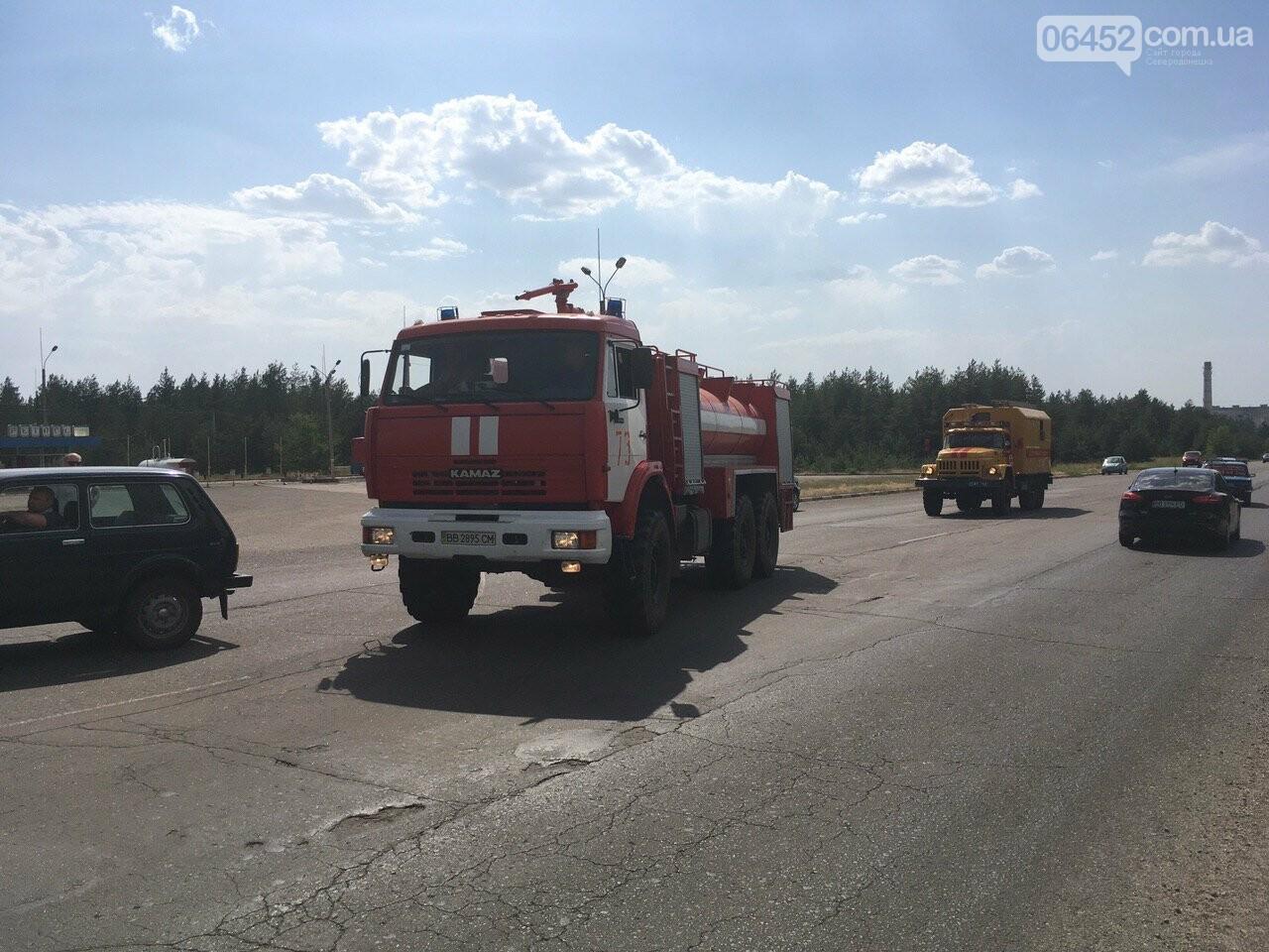 Масштабный пожар в Новоайдарском районе продолжает разрастаться (фото, видео), фото-4