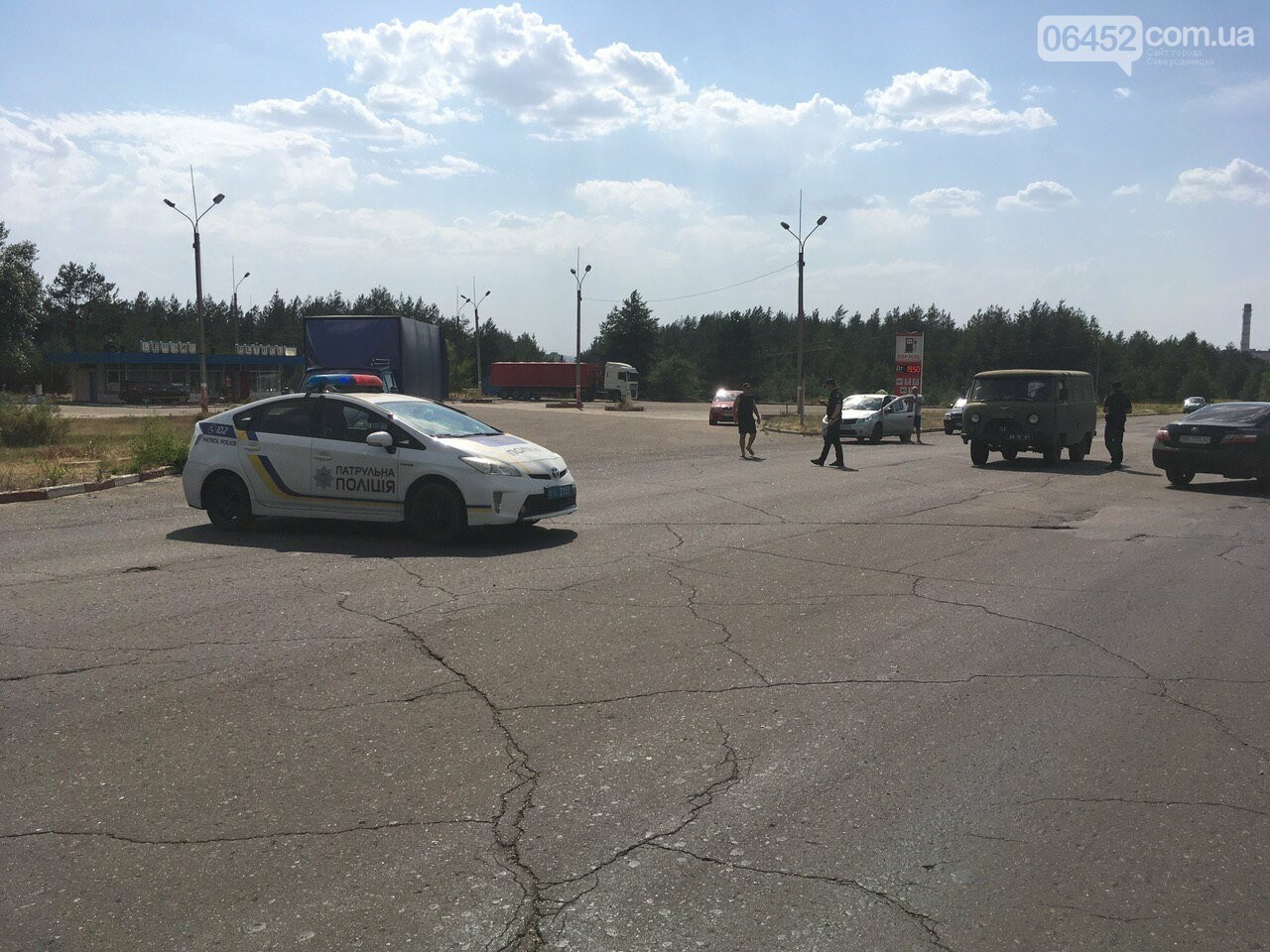 Масштабный пожар в Новоайдарском районе продолжает разрастаться (фото, видео), фото-5