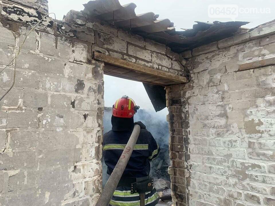 """Северодонецк в """"тумане"""". Спасатели продолжают ликвидацию пожара. , фото-9"""