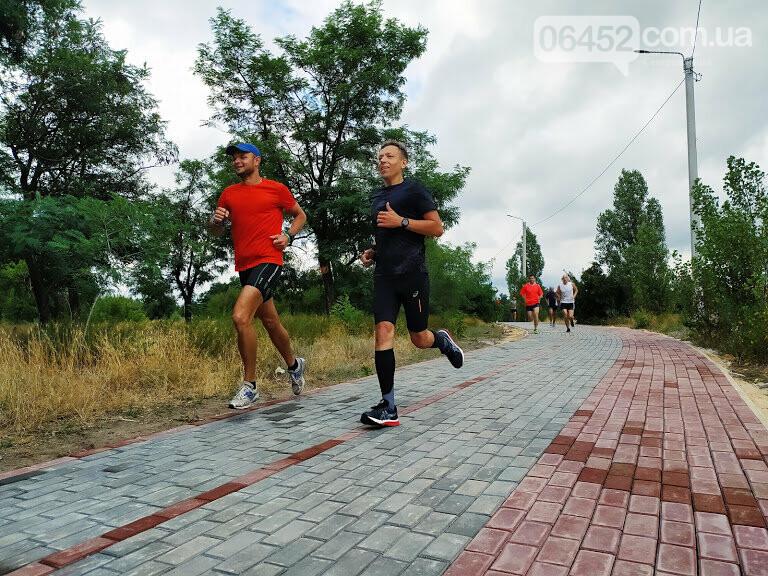 В Северодонецке состоялся 100й юбилейный забег Runday, фото-3