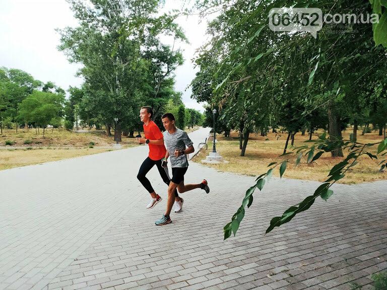 В Северодонецке состоялся 100й юбилейный забег Runday, фото-4