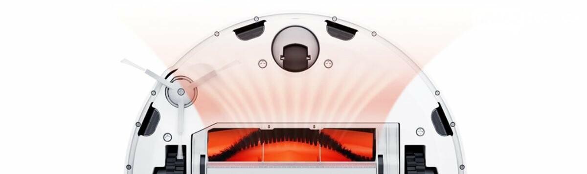 Пылесос Xiaomi Mi Robot Vacuum, ваша уверенность в качественной уборке, фото-1