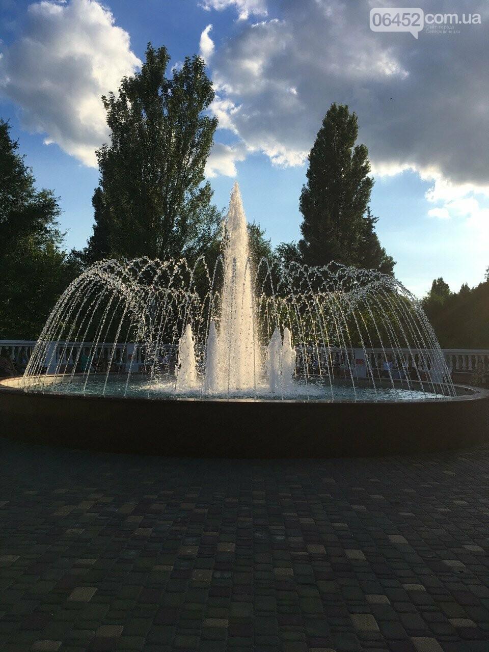 Северодонецк - город фонтанов, фото-5