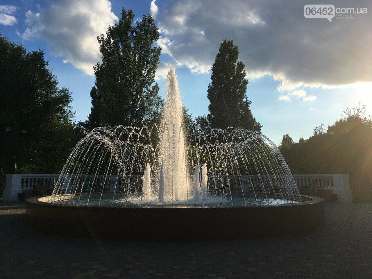 Северодонецк - город фонтанов, фото-4