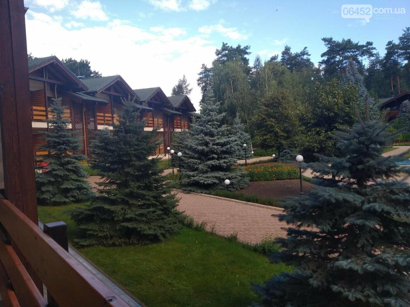 Европейский курорт в центре Луганщины: место из которого вы не захотите уезжать, фото-11