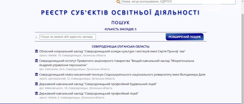 Вступительная кампания в профтехучреждения Северодонецка продлена , фото-2