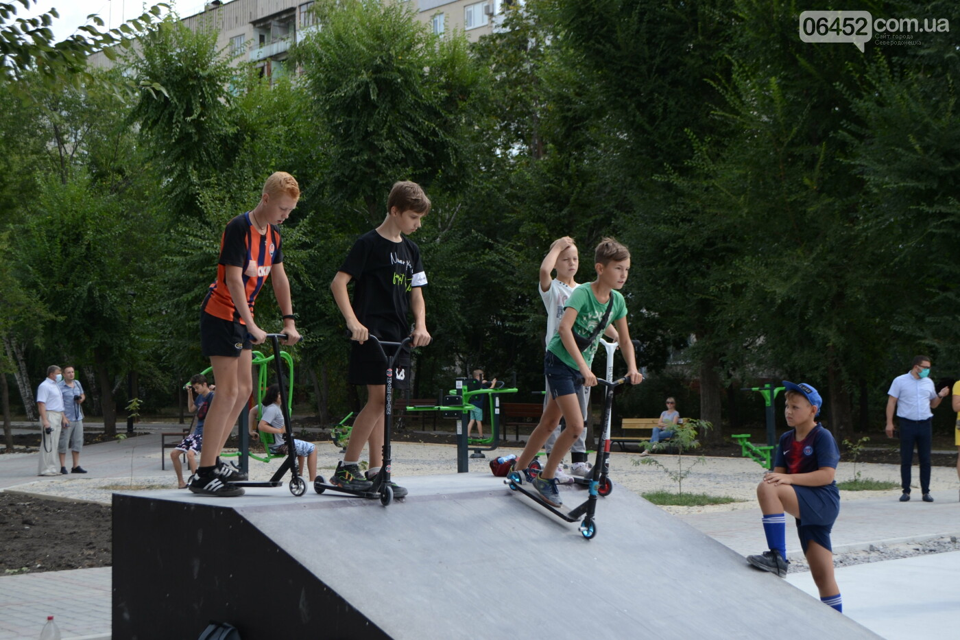 Добро пожаловать в скейт-парк. У северодончан появилась долгожданная площадка для экстрима (фото) , фото-7