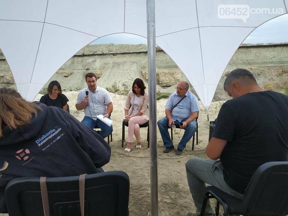 На Луганщине обсудили экологические проблемы региона (фото) , фото-2