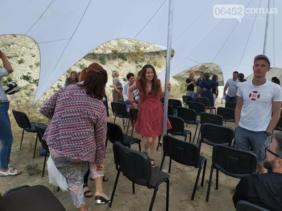 На Луганщине обсудили экологические проблемы региона (фото) , фото-4