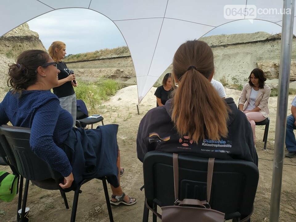 На Луганщине обсудили экологические проблемы региона (фото) , фото-5