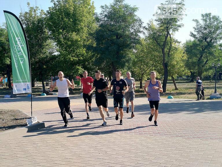 Северодончане отметили день физкультурника спортивным забегом (фото), фото-3