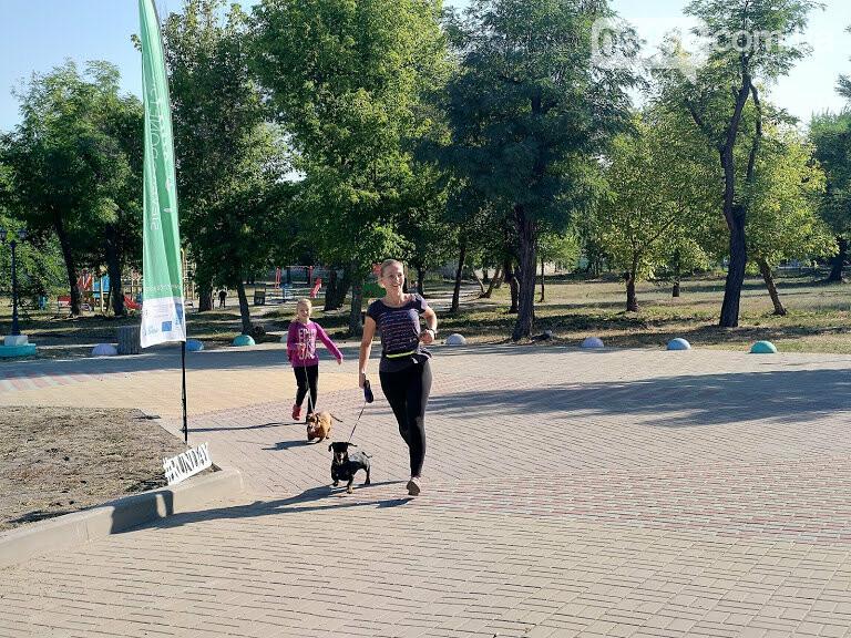 Северодончане отметили день физкультурника спортивным забегом (фото), фото-1