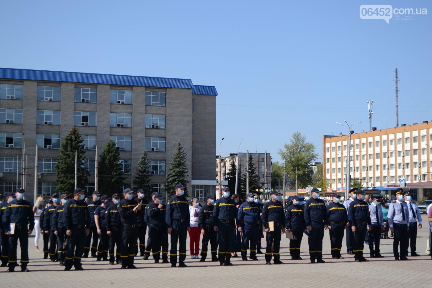 Северодончане отметили День спасателя Украины (фоторепортаж) , фото-20