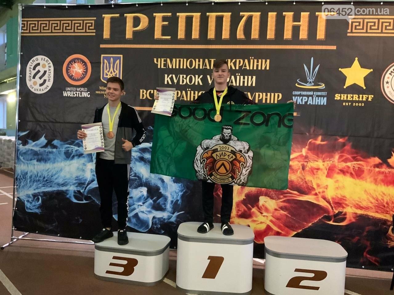 Северодончане завоевали 8 медалей на Чемпионате Украины по грэпплингу и панкратиону, фото-1