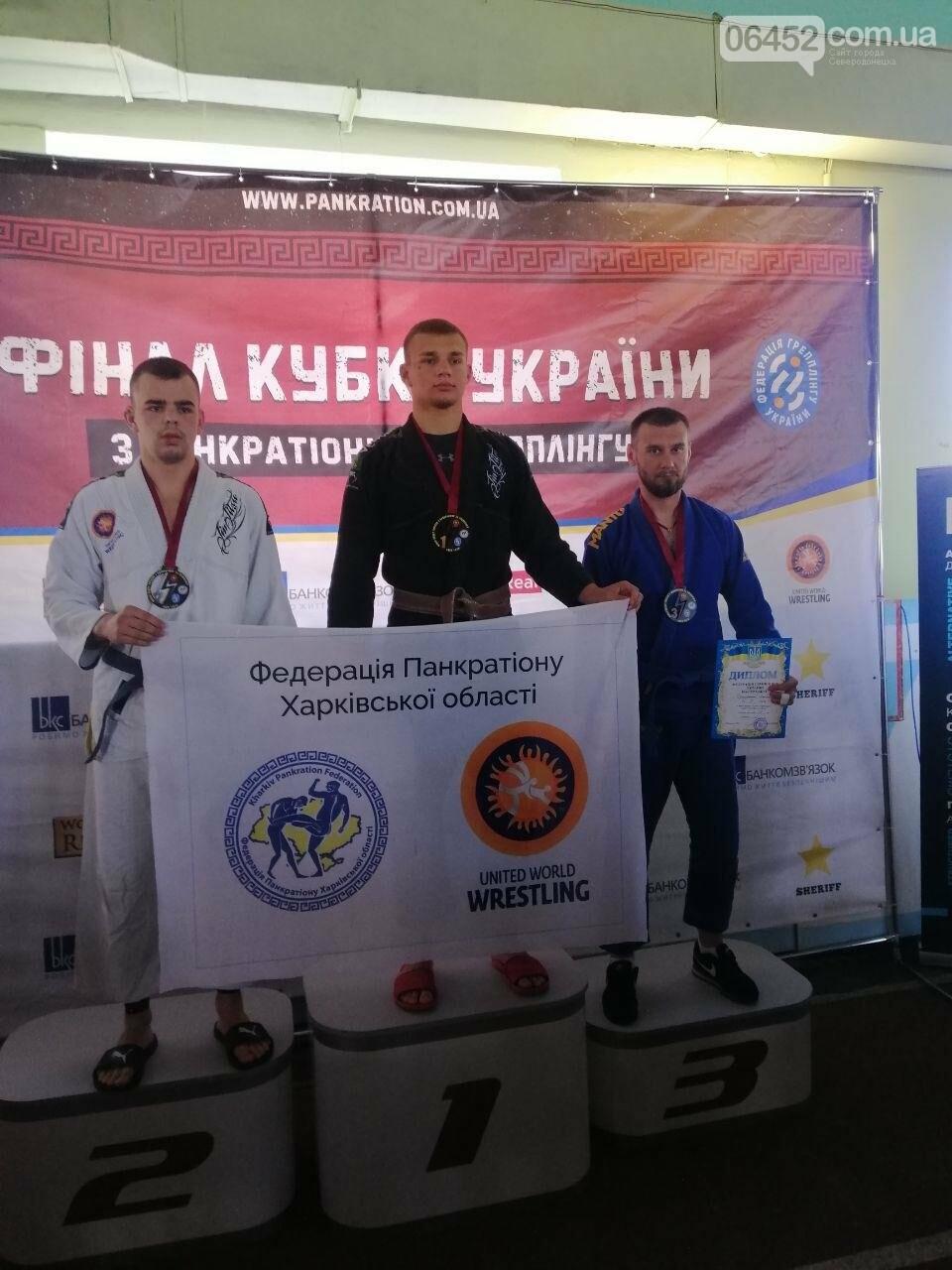 Северодончане завоевали 8 медалей на Чемпионате Украины по грэпплингу и панкратиону, фото-5