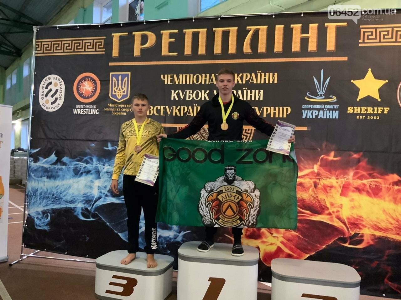 Северодончане завоевали 8 медалей на Чемпионате Украины по грэпплингу и панкратиону, фото-3