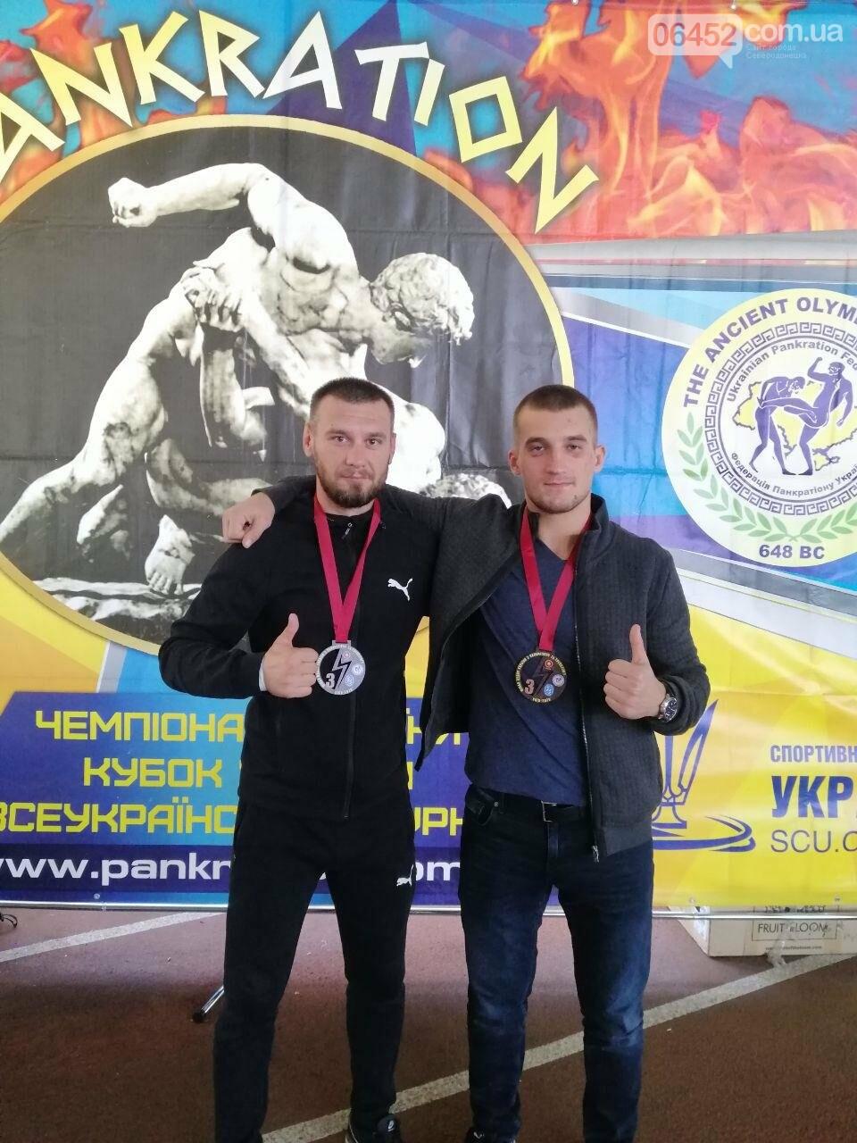 Северодончане завоевали 8 медалей на Чемпионате Украины по грэпплингу и панкратиону, фото-2