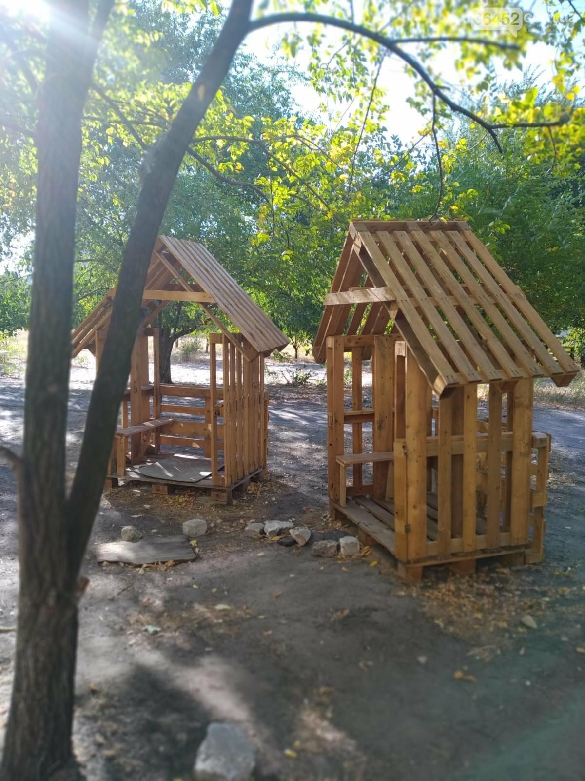 Северодонецк украсили необычные скамейки ( фото) , фото-4