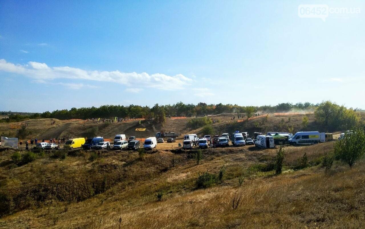 На Луганщине стартовал мотокроссовый сезон (фото, видео), фото-7