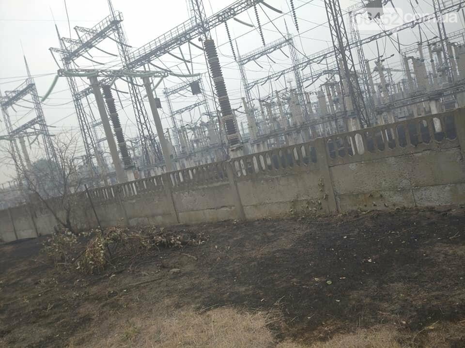 Пожар на подступах к Северодонецку удалось локализовать , фото-1