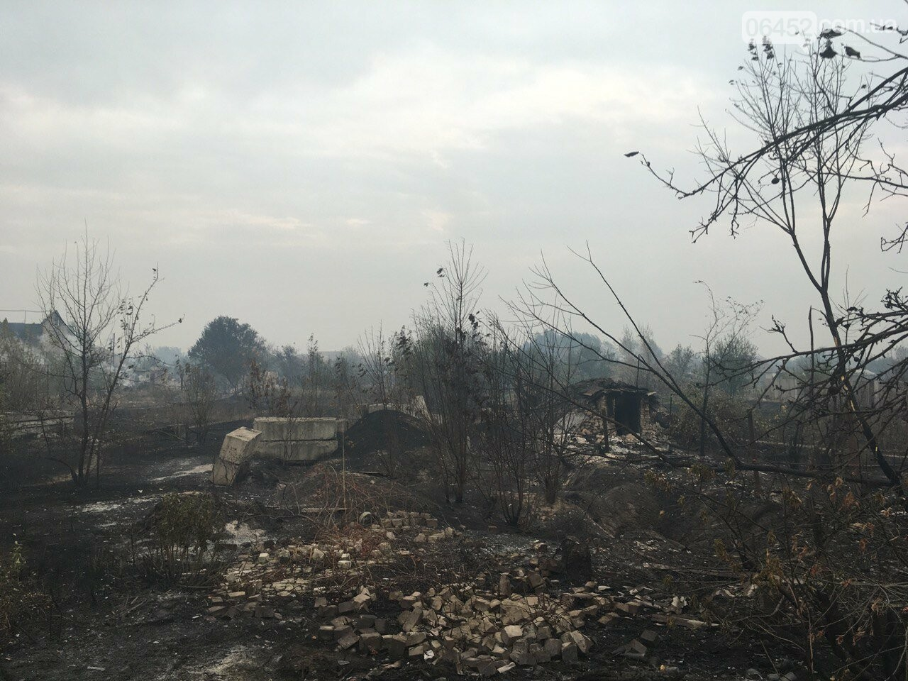 К тушению пожаров под Северодонецком подключена авиация (фото, видео), фото-3