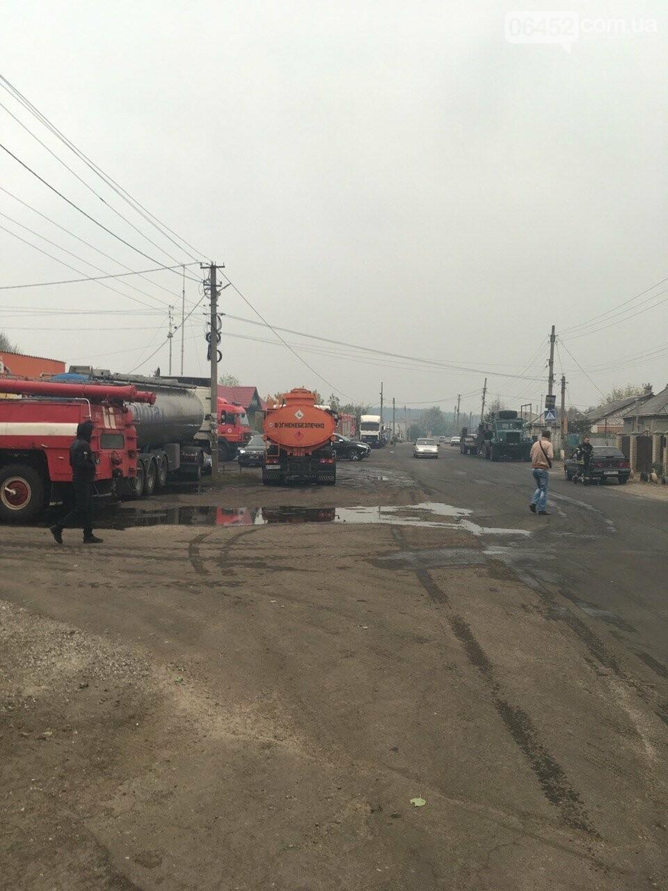 К тушению пожаров под Северодонецком подключена авиация (фото, видео), фото-7