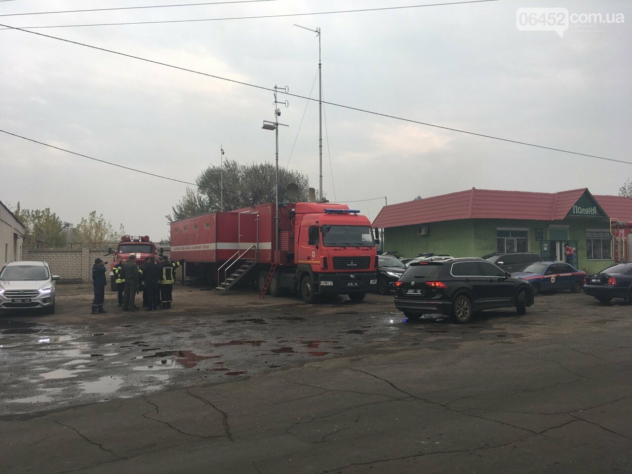 К тушению пожаров под Северодонецком подключена авиация (фото, видео), фото-8