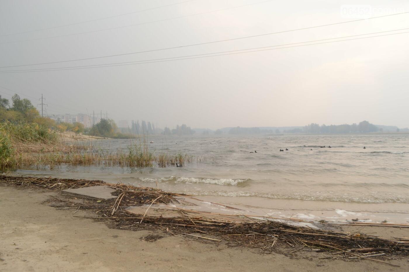 Северодонецк в дыму. Спасатели фиксируют новые очаги возгорания (фото) , фото-5