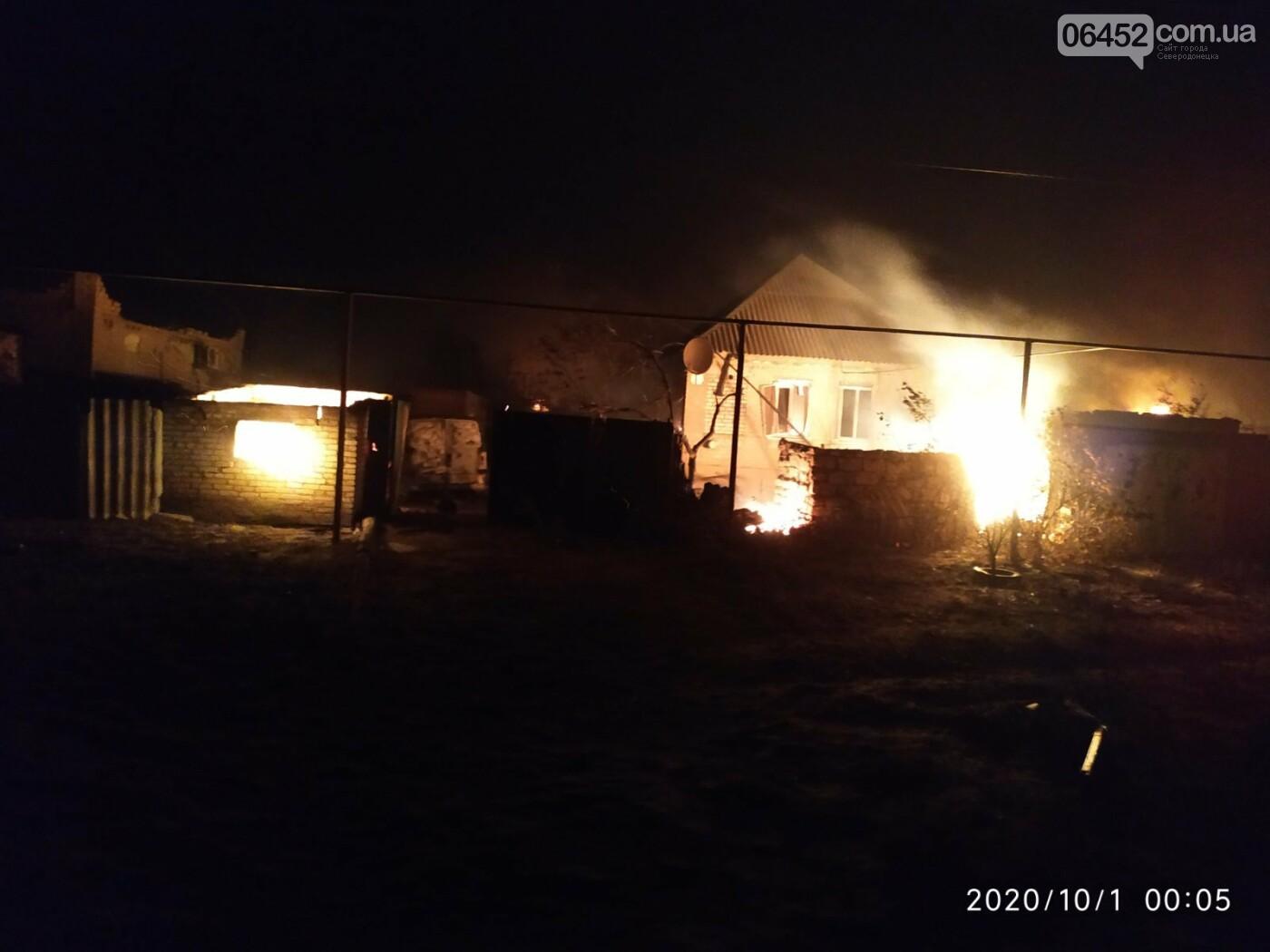 Ночь на пепелище. Рассказ очевидца пожара в Вороново, фото-1