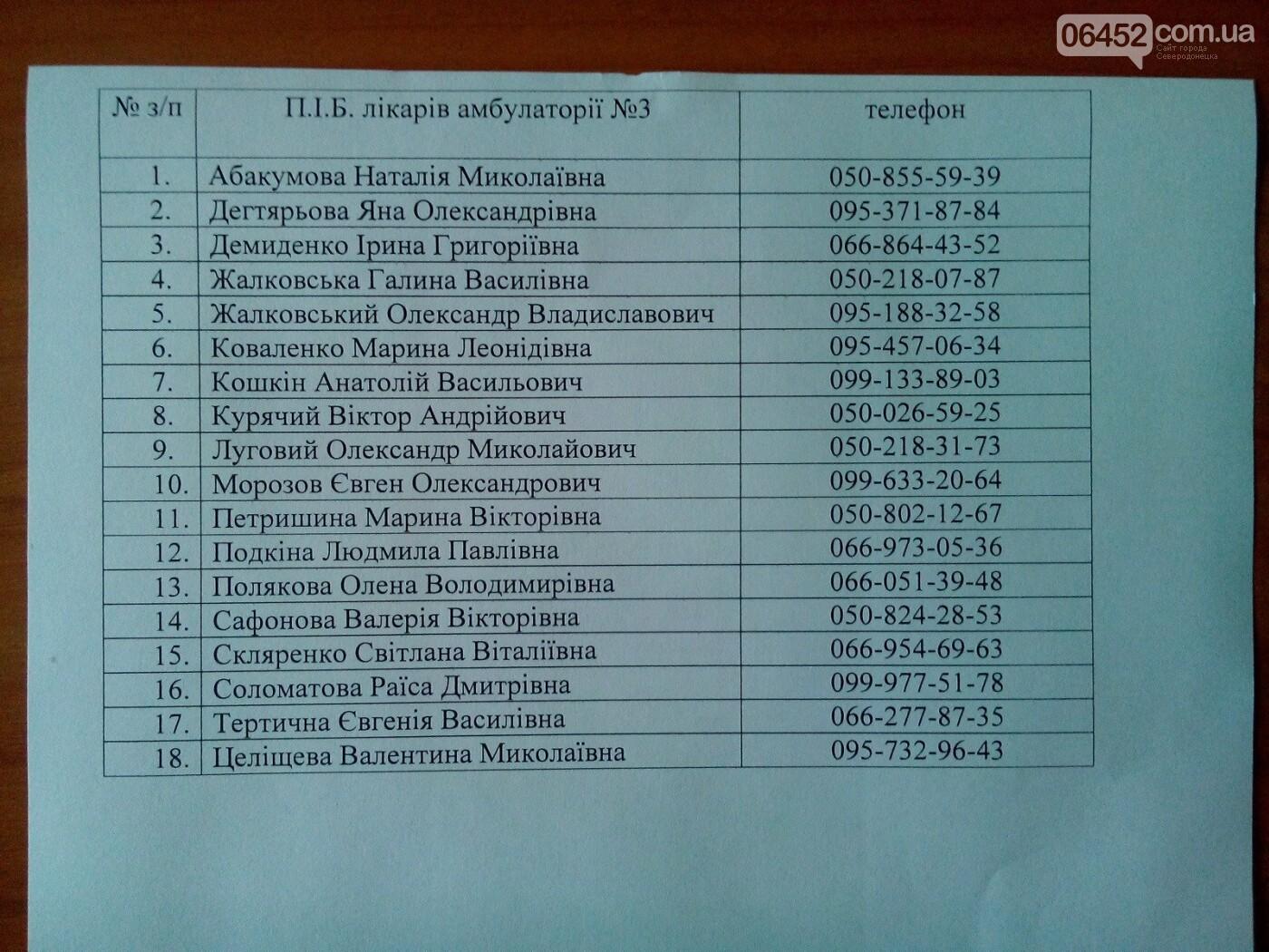 Северодонецкие врачи все чаще уходят на больничный, фото-8