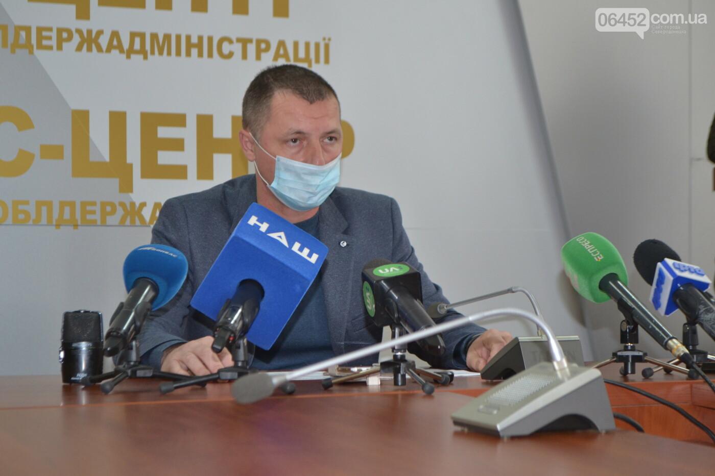 На Луганщине коронавирусом заболели более 300 медиков , фото-1