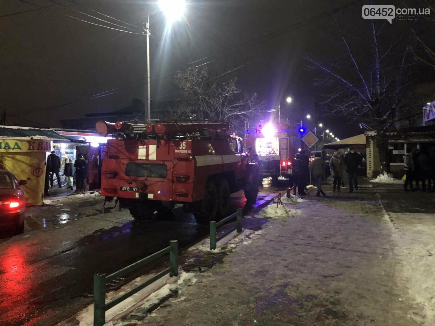 В Северодонецке горела хозяйственная постройка с дровами ( фото, видео) , фото-1