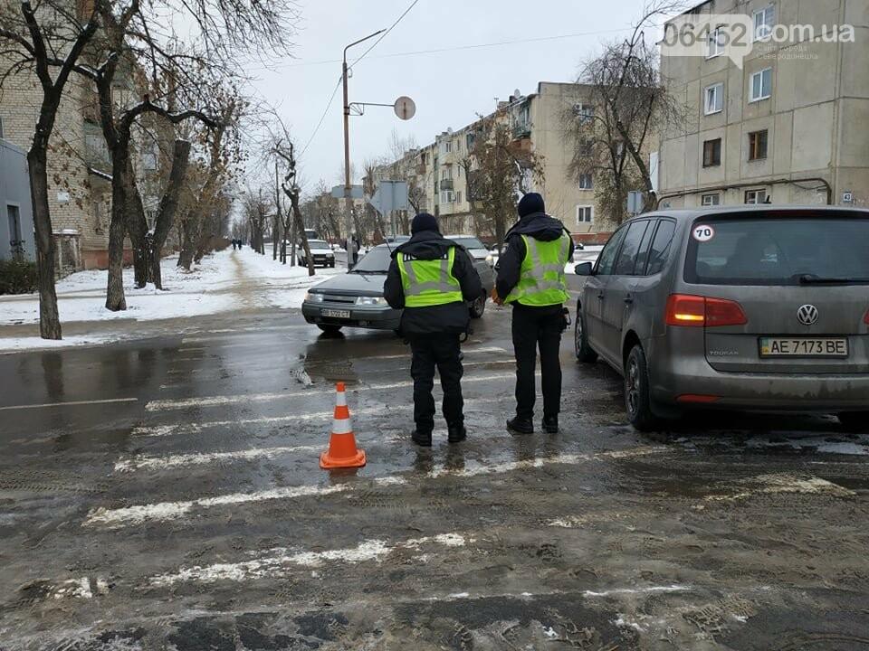 В Северодонецке на проблемном перекрестке столкнулись два автомобиля (фото) , фото-3