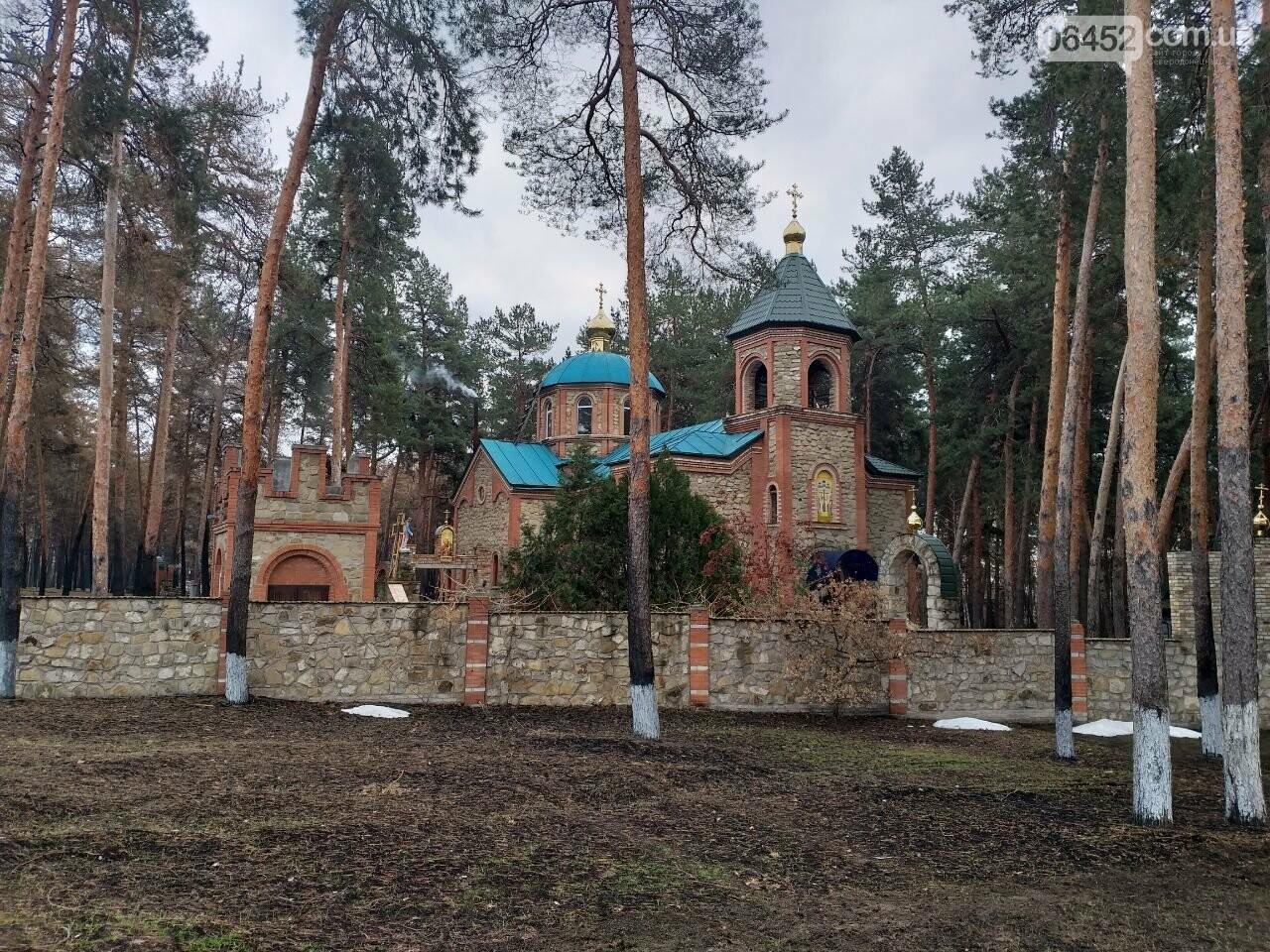 Православные храмы Северодонецка и их истории, фото-4